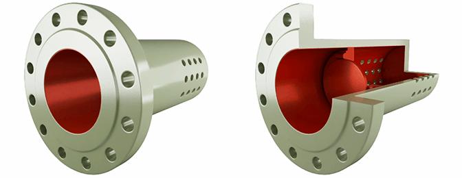 Приемный клапан ПК-50